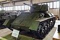 T-80 (light tank) in the Kubinka Museum.jpg
