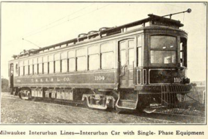 The Milwaukee Electric Railway and Light Company - Image: TMER&L2