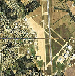TSTC Waco Airport - USGS 2006 orthophoto