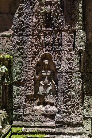 Ta Som - Image: Ta Som, Angkor, Camboya, 2013 08 17, DD 03