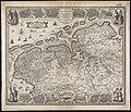 Tabula Frisiae, Groninghae, et Territory Embdensis nec non circum jacentium regionum puta Transisalaniae, Benthemiae, Westphaliae, et Oldenburgi, noviter summa cura et stidio edita (8342902526).jpg