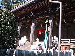 Tada Shrine Shinto shrine in Hyōgo Prefecture, Japan