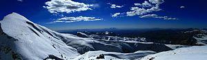 Taftan (volcano) - Image: Taftan Panorama