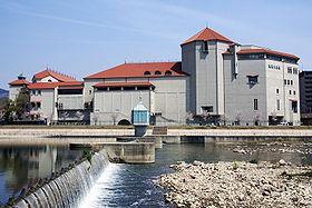 都道府県 48都道府県 地図 : Takarazuka grand theater03s3200.jpg