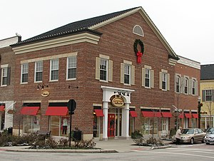 Talbots - Talbots store in Hudson, Ohio