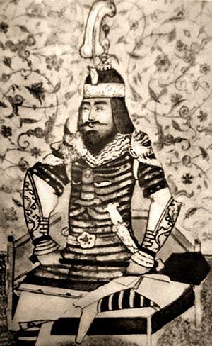 Tamerlán (1336-1405)