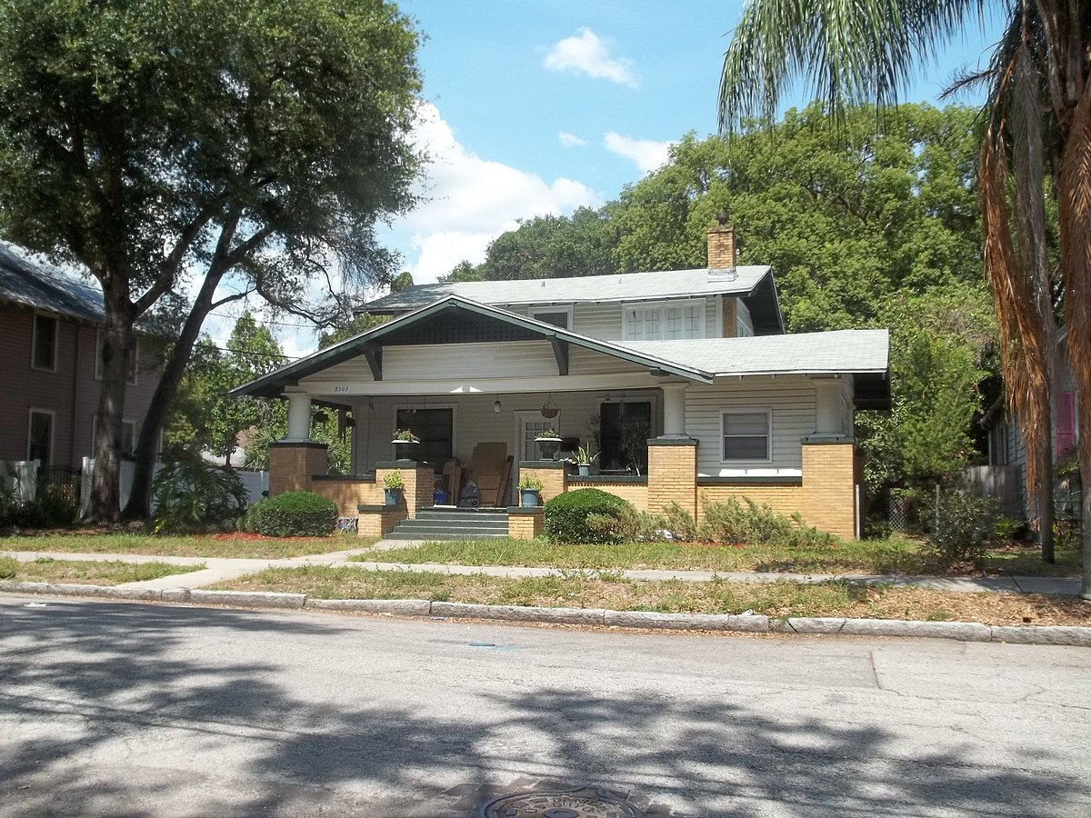 Tampa Heights Historic District Wikipedia