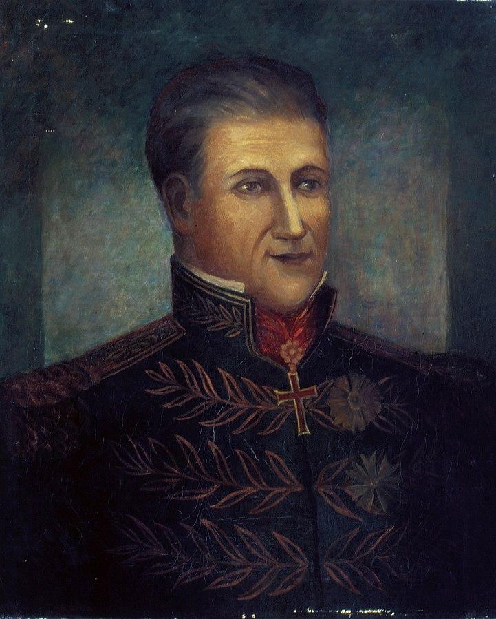 Retrato de Marechal Arouche
