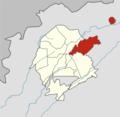 Tashkent city (Uzbekistan) Mirzo Ulugbek district (2018).png