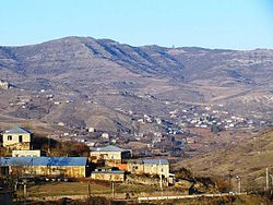 Skyline of Tavush