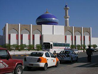Ruwi - Mosque in Ruwi