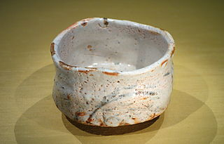 Shino ware Type of Japanese pottery