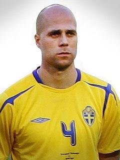 Teddy Lučić Swedish footballer