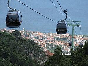 Teleférico - Funchal 11