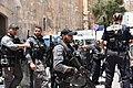 Temple Mount Policers On Alert July 28.jpg
