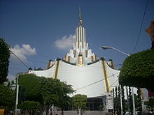Flagship Temple of La Luz del Mundo Church