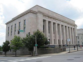Tennessee Supreme Court Building (Nashville) - Image: Tennessee Supreme Court building Nashville TN 2013 07 20 003