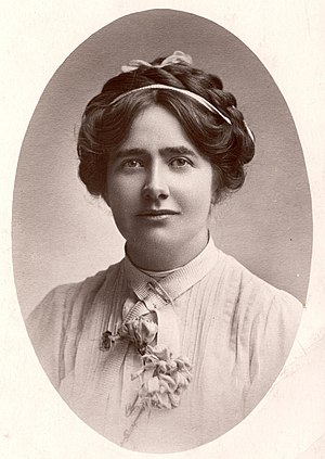 Teresa Billington-Greig - Teresa Billington-Greig - Organising Secretary of the WFL