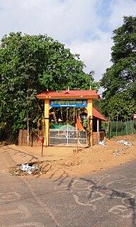 Thalappuzha, Wayanad village in Kerala, India