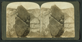 The Agassiz Column, a curious and interesting natural Monument, Yosemite, Cal, from Robert N. Dennis collection of stereoscopic views.png