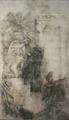 The Art of Sculpture, Carl Michael Bellman in Sergel's studio - Nationalmuseum - 25335.tif