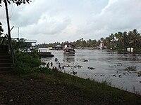 The Backwaters of Kerala