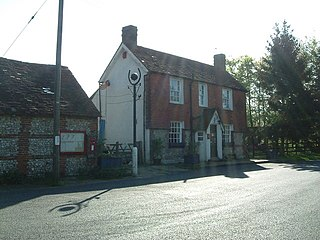 Asheridge human settlement in United Kingdom