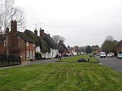 The Borough, Downton - geograph.org.uk - 373684.jpg