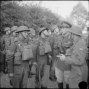 The British Army in the United Kingdom 1939-45 H14937