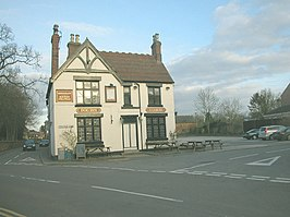 The Dog Inn in Harbury