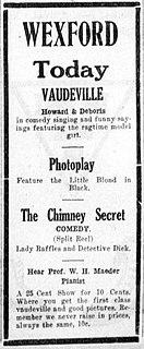 <i>The Chimneys Secret</i> 1915 film