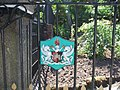 The Exeter crest on gates to Northernhay Gardens - geograph.org.uk - 1340098.jpg