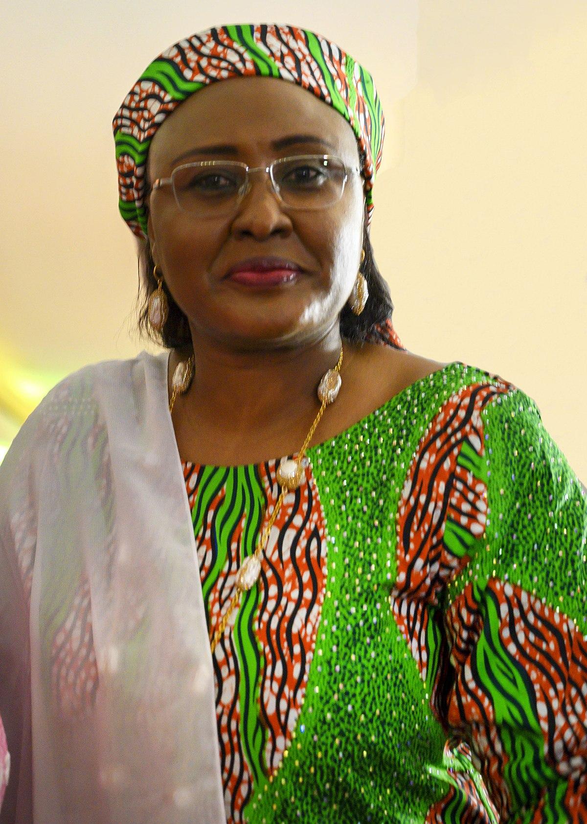 Aisha Buhari - Wikipedia
