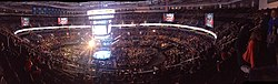 The Former HP Pavillion In San Jose During a UFC event.jpg