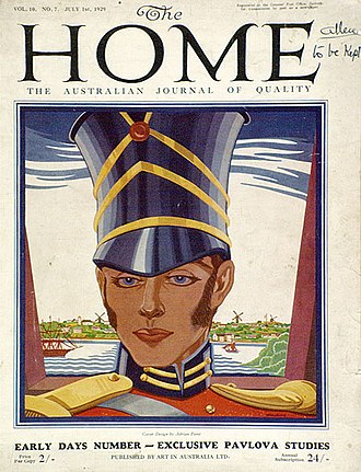 Adrian Feint - The Home Journal cover