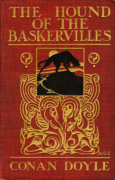 File:The Hound of the Baskervilles 1st ed cover.jpg