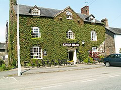 The King's Head Inn, Meifod - geograph.org.uk - 214705.jpg