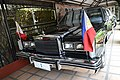 The Lincoln Continental Presidential limousine used by the late Philippine President Ferdinand Marcos (17292215781).jpg