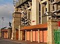 The Lion Gate Statues at Twickenham Stadium.jpg