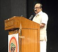 The Minister of State (Independent Charge) for Consumer Affairs, Food and Public Distribution, Professor K.V. Thomas addressing at the General Body Meeting of National Federation of Cooperative Sugar Factories Limited.jpg