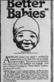 "The Morning Oregonian, Friday, April 18th, 1913 ""Better Babies"".png"
