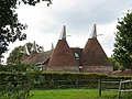 The Oast Houses, Tufton Place, Ewhurst Lane, Northiam - geograph.org.uk - 562966.jpg