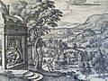 The Phillip Medhurst Picture Torah 140. Isaac blessing Jacob. Genesis cap 27 v 18. Borcht.jpg