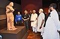 The Prime Minister, Shri Narendra Modi visiting the Bihar Museum, in Patna (1).jpg