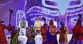 The Prime Minister, Shri Narendra Modi witnessing the Haryana Swarna Jayanti Celebrations, in Gurugram, Haryana.jpg