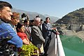 The Prime Minister of Nepal, Shri K.P. Sharma Oli visiting the Tehri Hydro Power Complex, at Tehri, Uttarakhand.jpg