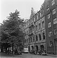The Radio House of the Finnish Broadcasting Company in Helsinki, street view, 1930s.jpg