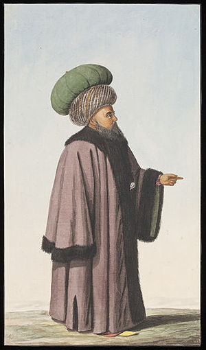 Foreign relations of the Ottoman Empire - Reis Efendi