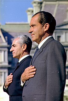 The Shah of Iran and President Nixon - NARA - 194301.jpg