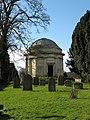 The Thompson Mausoleum in Holy Trinity churchyard - geograph.org.uk - 360081.jpg
